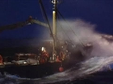 Junior and Elliot's Bet | Deadliest Catch