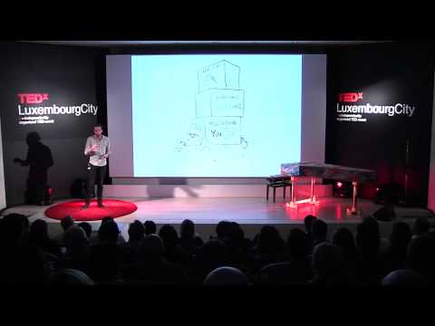 TEDxLuxembourgCity - Jeremy Coxet - Le Punk 2.0 à l'Agonie