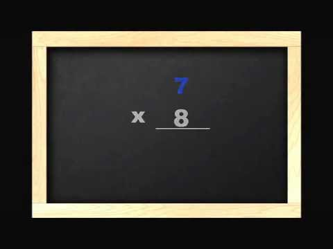 Multiplication Rap Song - Times Table (multiply X 7) Song for Kids