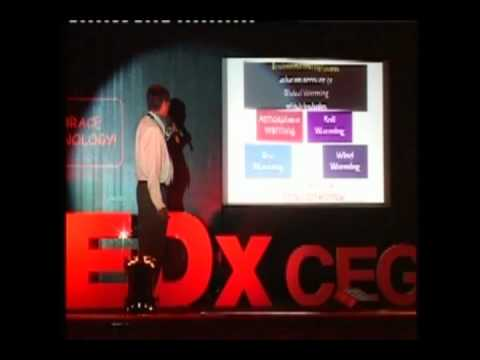TEDxCEG - M. B. Nirmal - Care For Your Environment
