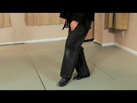 Walking Silently  | Ninjutsu Techniques