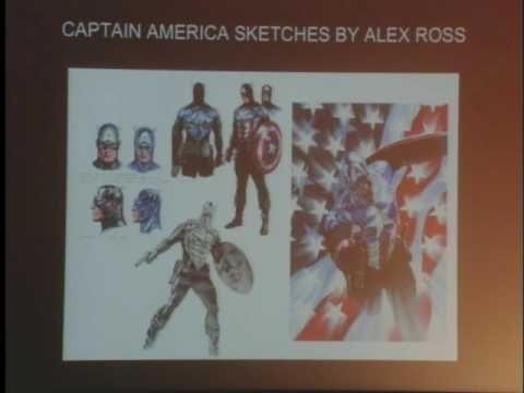Superheroes: Fashion and Fantasy - Artists Panel - Part 5 of 7