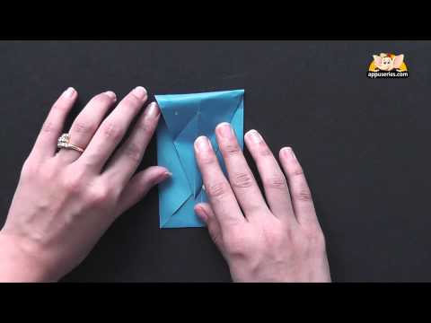 Origami - Let's make a Duck from Whale