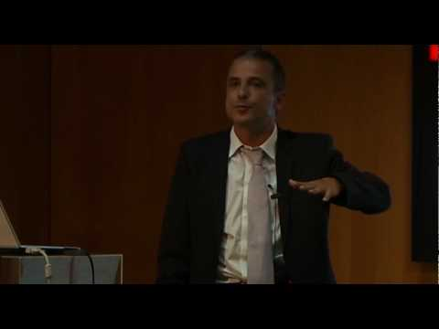 TEDxEdges - Paulo Santos - Improving Health Staff Efficacy and Patients Welfare