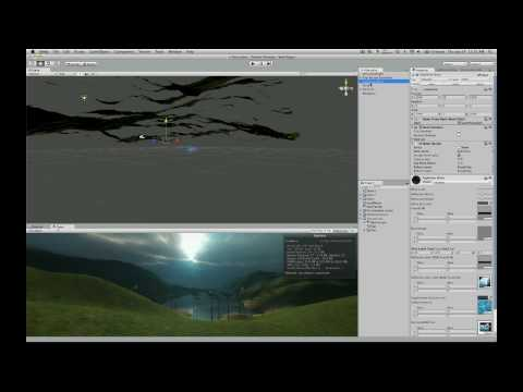 Unity 3 Preview 2 Part 2 - Looking At Creating Terrains