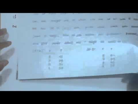 Mod-01 Lec-40 Lecture-40-Tutorial - V