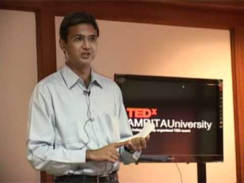 TEDxAMRITAUniversity - G D Rajkumar - Innovation as it being