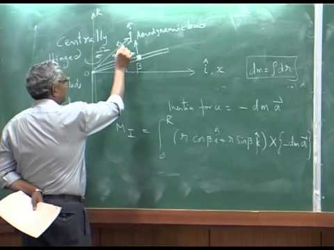 Mod-01 Lec-15 Introduction to Helicopter Aerodynamics and Dynamics