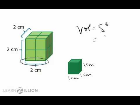 Find the volume of a rectangular prism using unit cubes - 6.G.2