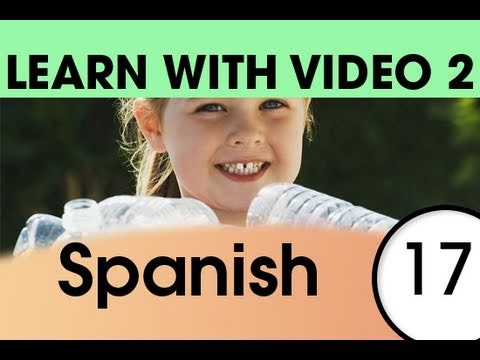 Learn Spanish with Video - Spanish Expressions That Help with the Housework 1