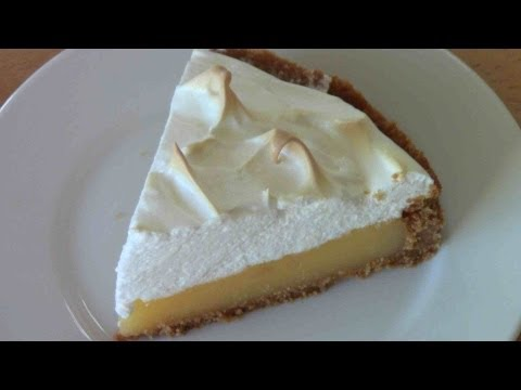 Lemon Meringue Pie - RECIPE