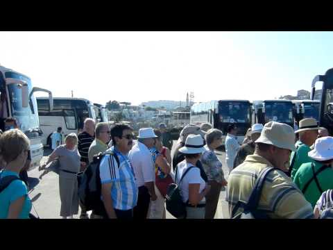 Arrival in Kuşadası — Be Independent or Go on a Tour Bus
