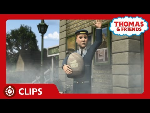 Thomas & Friends: Percy and the Mail - US