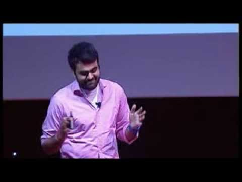 TEDxDubai 2011 | Ali Amarsy | What I have learnt from seduction