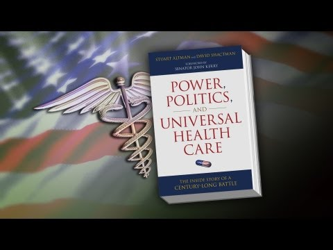 Conversation: 'Power, Politics & Universal Health Care'