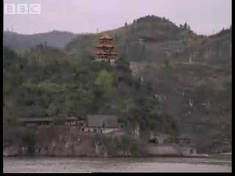 Three gorges  - Michael Palin travel - Full Circle - BBC