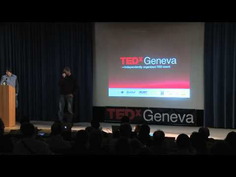 TEDxGeneva - Nicolas and Loris Falquet - Innovation And Aesthetics In Sports Filmmaking