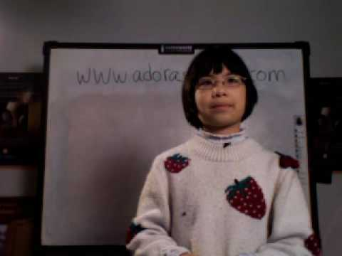 adorasvitak's QuickCapture Video - December 12, 2008, 10:51 AM