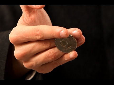 Magic Coin Tricks Revealed: Back Palm
