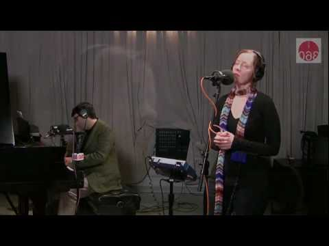"Studio 360: Suzanne Vega performs ""Song of Annemarie (Terror, Pity, Love)"""