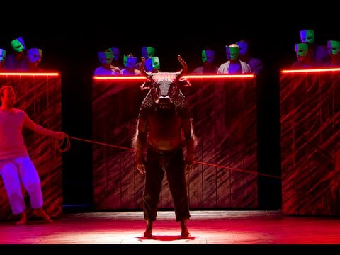 The Minotaur Trailer - Royal Opera