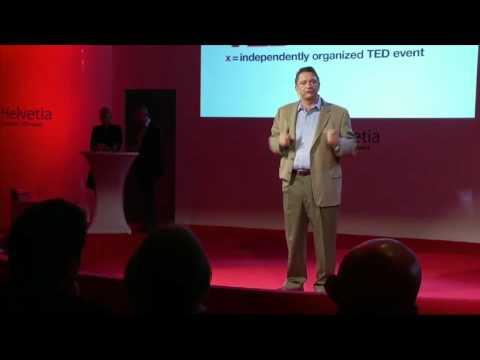 Innovating our Way to the Future: Dwayne Spradlin at TEDxHelvetia