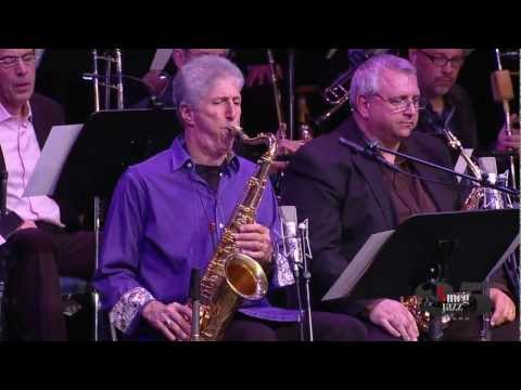 Booking Now for 2013: Bob Mintzer Big Band with Special Guests Chico Pinheiro and Kurt Elling