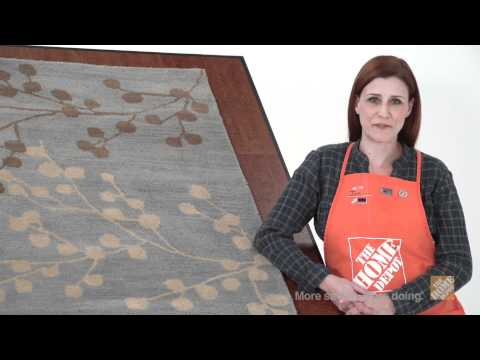 Artistic Weavers Blossoms Wool Area Rug - The Home Depot