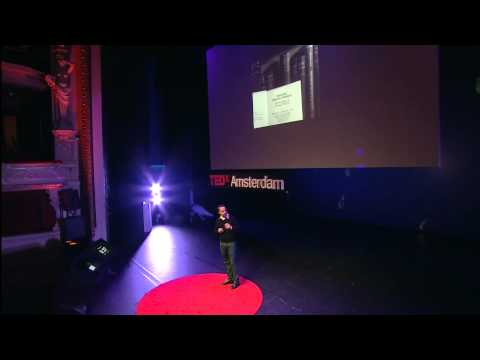TEDxAmsterdam 2011 - Gary Wolf