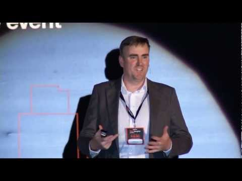 TEDxMongKok - Peter Davison - Leveraging the Chaos of Crowdsourcing