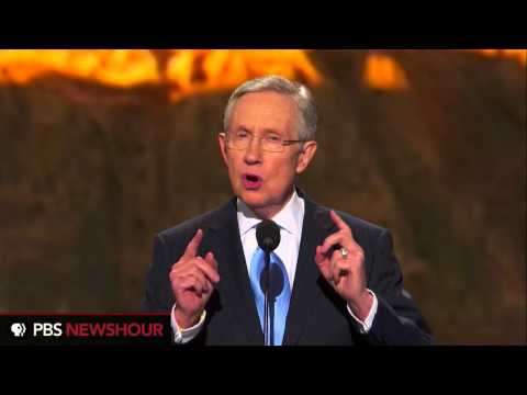 Senate Majority Leader Harry Reid: 'Trust Comes From Transparency'