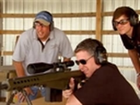 Sniper Shooting Bet | American Guns