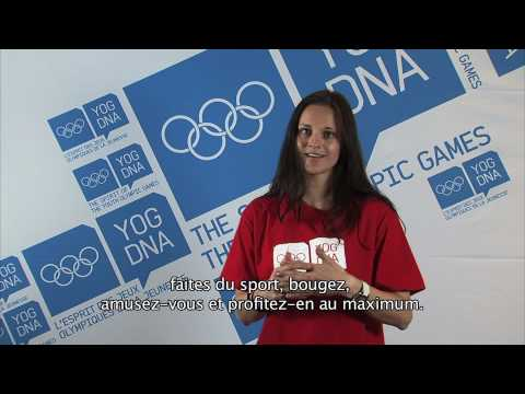 Youth Olympics - Slovakia - Danka Bartekov - Singapore 2010 Youth Olympics