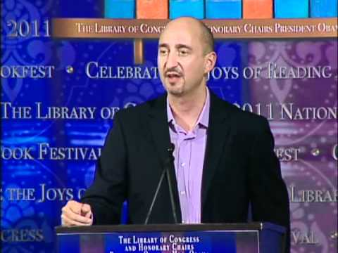 Adam Goodheart: 2011 National Book Festival
