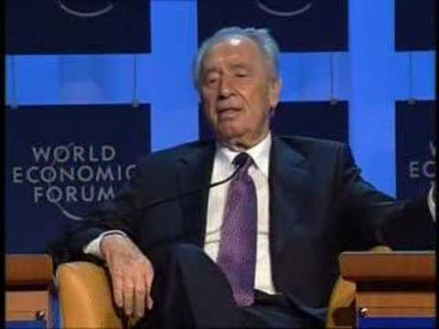 Davos Annual Meeting 2005 - Peace Process