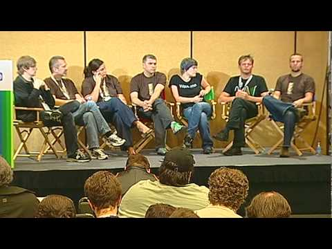 Google I/O 2010 - Fireside chat with the Google Wave team