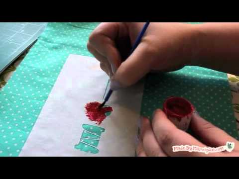 How to Make Freezer Paper Stencils