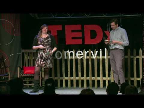 TEDxSomerville: Jessie Banhazl and Brendan Shea - Urban Food Production