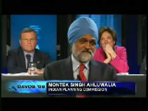 Davos Annual Meeting 2009 - CNBC No Way Back