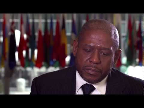 Forest Whitaker - Thoughts on Child Solders
