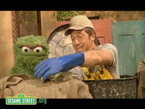 Sesame Street: Mike Rowe's Dirtiest Jobs