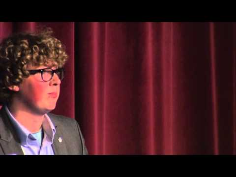 On Being Heard: Ryan Moorman at TEDxYouth@Conejo