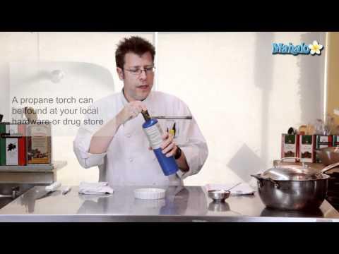 How to Make Valentine's Day Dessert: Vanilla Bean Creme Brulee