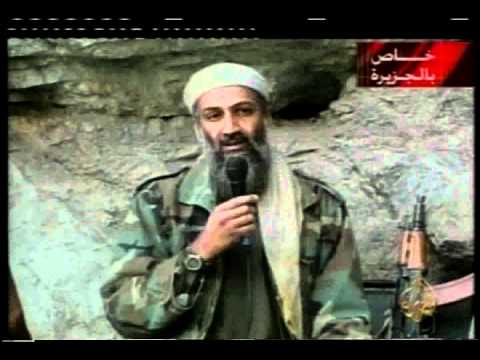 Osama Bin Laden Fleas to Pakistan
