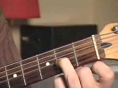 Free Guitar Chord Videos