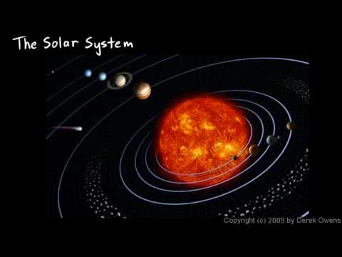 Physical Science 10.1a - The Solar System