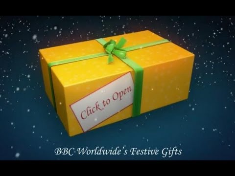 Festive Gifts! Day 11 - Ronni Ancona on Strictly Come Dancing - BBC