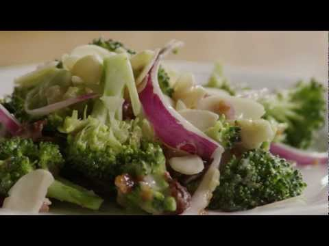 How to Make Fresh Broccoli Salad