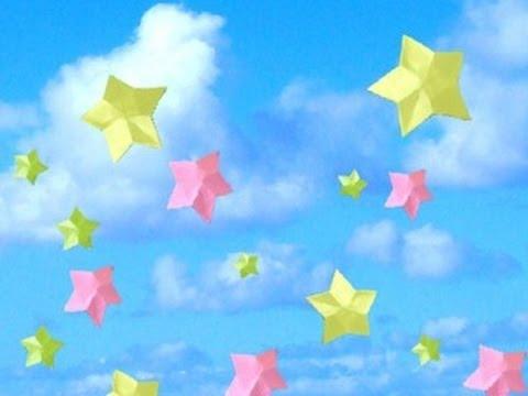 Sticky Note Origami STAR
