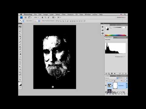 Photoshop: Correcting color pt. 1: Determining the white and black points | lynda.com